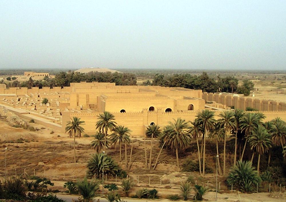 「バビロン」 (wikimedia commonsよりパブリックドメイン画像)