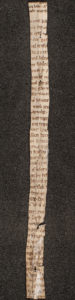 """発見された13世紀の""""Der Rosendorn""""断片"""