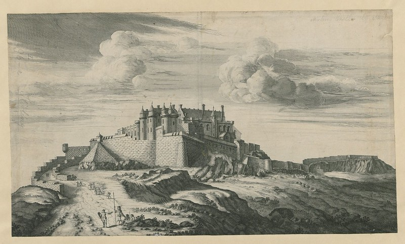 """[The Prospect of their Ma'ties Castle of Sterling]."" / Slezer, John / Maps K.Top.50.96.e."